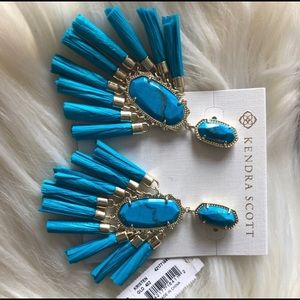 Kendra Scott Christina earrings